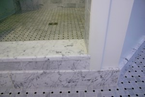 Marble Shower Curbs at Wholesale Prices