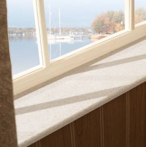 Cultured Marble Window Sills in Port St. Lucie, FL