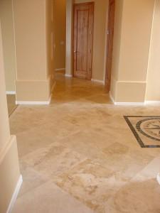 Travertine Thresholds for Constructors in Jacksonville, FL