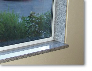 Travertine Window Sills Sold