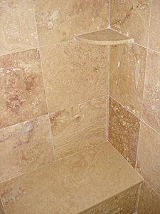 Travertine Corner Soap Shelf: One of the Most Undervalued Bathroom Accessory