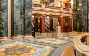 Marble Door Thresholds For Luxury Multi-Million Dollar Homes