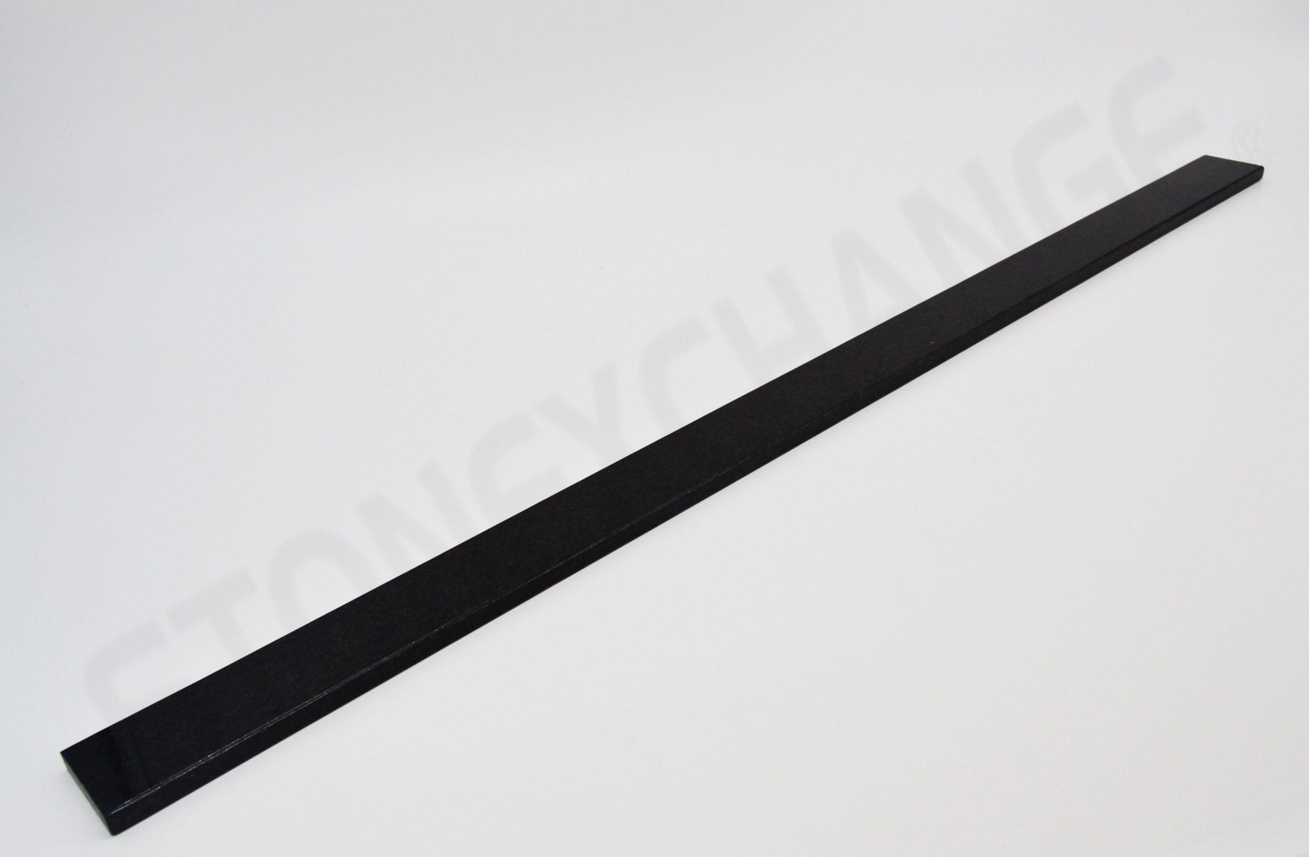 Absolute Black Standard Bevel Thresholds 2x36
